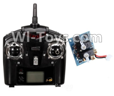 Wltoys F939 Transmitter & Receiver board,Wltoys F939 Plane Parts