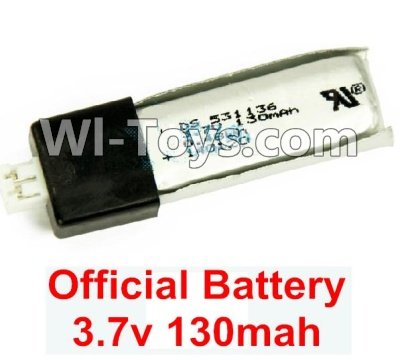 Wltoys F939 Official 3.7v 130mah Lipo Battery Parts-1pcs,Wltoys F939 Plane Parts