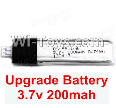 Wltoys F939 3.7v 200mah Lipo Battery Parts-1pcs,Wltoys F939 Plane Parts