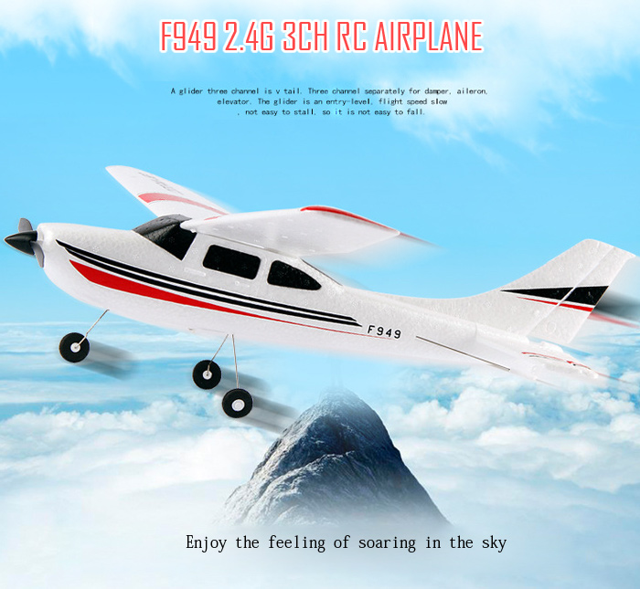 WLtoys F949 RC Plane glider,Wl Toys F949 RC Fixed Wing Plane