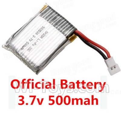 Wltoys F949 Battery Parts-Official 3.7V 500mAh 20C Battery Parts,Wltoys F949 Plane Parts