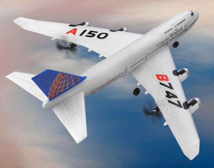 XK A150 RC Plane Drone,Boeing 747 RC Plane Toy Plane,Boyin B747 RC Plane,XK A150 Parts,Boeing 747  Parts