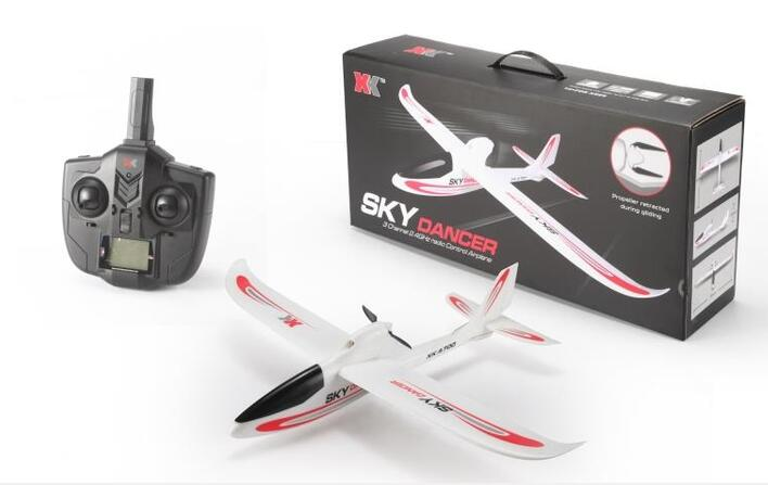 XK A700 RC AirPlane Drone,XK SKY DANCER XK A700 long control range Helicopter 3ch 2.4g rc 6-axis gyro airplane with camera