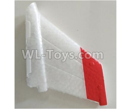 Wltoys F500 Verticall Tail Wing Set-X520.0002,Wltoys F500 Parts
