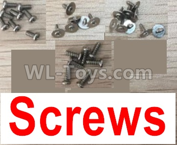 Wltoys F500 Screws Parts-X520.0011,Wltoys F500 Parts