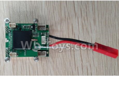 Wltoys F500 Receiver board Parts,Circuit board-X520.0012,Wltoys F500 Parts