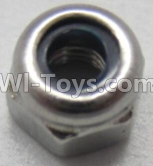 Wltoys WL915 Parts-Propeller anti-slip nut-(1pcs)-6X4mm-M3 stainless steel,Wltoys WL915 Boat Parts