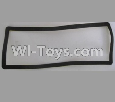 Wltoys WL915 Parts-EVA Sided waterproof ring(Size-236.5X95X3mm),Wltoys WL915 Boat Parts