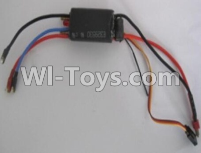 Wltoys WL915 Parts-Receiver board,The Three-in-one ESC and PCB board,Receiver board,Wltoys WL915 Boat Parts