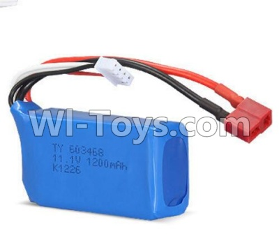 Wltoys WL915 Battery Parts-11.1v 1200mah Battery,Wltoys WL915 Boat Parts