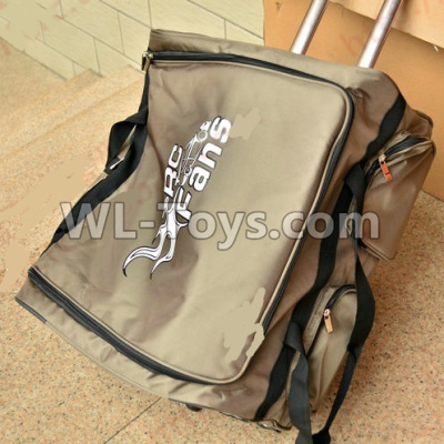 Wltoys 10402 Car bags,luggage,trolley carts,Be Suitable for TM,E63,JLB Racing,cheetah,bison horses,Big foot truck,Wltoys 10402 Parts