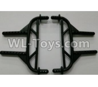 Wltoys 10402 Car shell pillar,Car shell support frame(2pcs)-10402.0843,Wltoys 10402 Parts