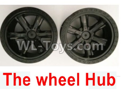 Wltoys 10402 Wheel Hub(2pcs)-Not include the Tire lether-10402.0848,Wltoys 10402 Parts