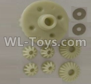 Wltoys 10402 Differential gear set-10402.0853,Wltoys 10402 Parts