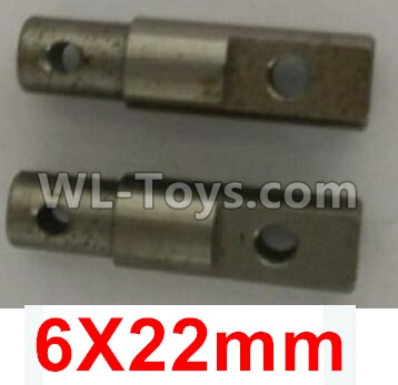 Wltoys 10402 Differential Cup Parts shaft(2pcs)-6X22mm-10402.0864,Wltoys 10402 Parts