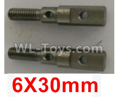 Wltoys 10402 Wheel seat shaft(2pcs)-6X30mm-10402.0865,Wltoys 10402 Parts