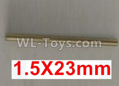 Wltoys 10402 Optical axis(1.5x23mm)-10402.0866,Wltoys 10402 Parts