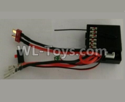 Wltoys 10402 Receiver board Parts,Circuit board-10402.0886,Wltoys 10402 Parts