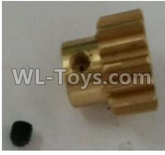 Wltoys 10402 The copper gear-10402.0870,Wltoys 10402 Parts