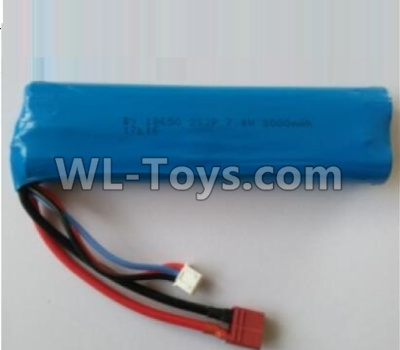 Wltoys 10402 battery-7.4V 3000MAH 15C Battery(1pcs)-136x37x19mm-10402.0884,Wltoys 10402 Parts