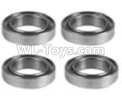 Wltoys 10402 Bearing Parts(10X15X4)-4PCS-K939-52,Wltoys 10402 Parts