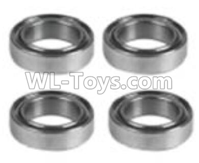 Wltoys 10402 Bearing Parts(4pcs)-6X12X4-K939-72,Wltoys 10402 Parts