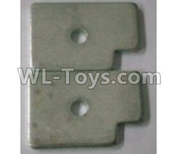 Wltoys 10402 Counterweight block B(2pcs)-35.6x24.4x3mm-10402.0889,Wltoys 10402 Parts