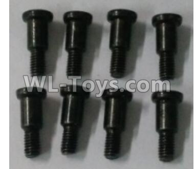 Wltoys 10402 Round head cross step screw(8pcs)-3.1X11PM-D5.8 lower half tooth - tooth length 5.5mm-10402.1016,Wltoys 10402 Parts
