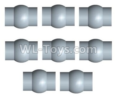 Wltoys 10428-B2 5.58X7.9mm-ball head screw set(8pcs)-10428-2.0345,Wltoys 10428-B2 Parts