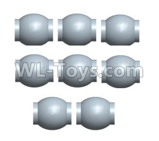Wltoys 10428-B2 6.0X5.9mm-ball head screw set(8pcs)-10428-2.0365,Wltoys 10428-B2 Parts