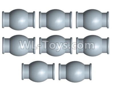 Wltoys 10428-B2 6.0x7.9mm-ball head screw set(8pcs)-10428-2.0366,Wltoys 10428-B2 Parts