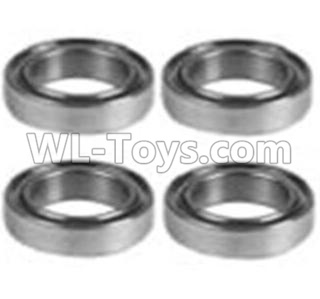 Wltoys 10428-B2 Bearing Parts(10X15X4)-4PCS,Wltoys 10428-B2 Parts