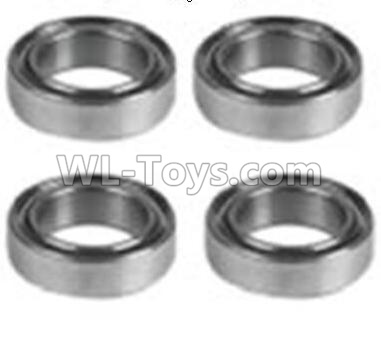 Wltoys 10428-B2 Bearing Parts(4pcs)-6X12X4,Wltoys 10428-B2 Parts
