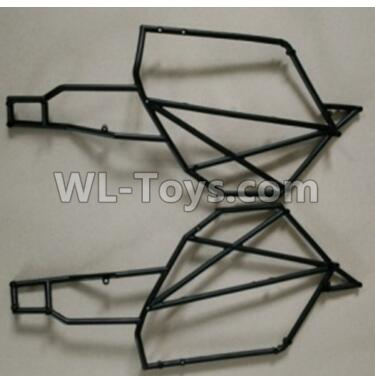 Wltoys 10428-B2 Left and Right Car side frame-10428-B.0319,Wltoys 10428-B2 Parts