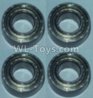 Wltoys 10428-B2 Bearing Parts(3X6X2.5)-4pcs-K949-80,Wltoys 10428-B2 Parts