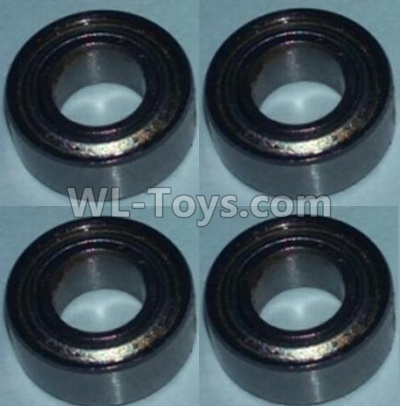 Wltoys 10428-B2 Bearing Parts(4X8X3)-4pcs,Wltoys 10428-B2 Parts