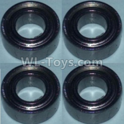 Wltoys 10428-B2 Bearing Parts(5X10X4)-4pcs,Wltoys 10428-B2 Parts