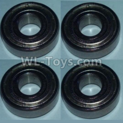 Wltoys 10428-B2 Bearing Parts(5X13X4)-4pcs,Wltoys 10428-B2 Parts