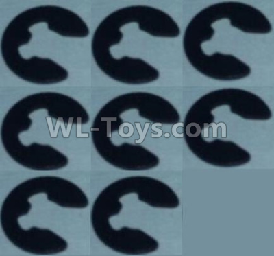 Wltoys 10428-B2 2E Shape Buckle(8pcs),Wltoys 10428-B2 Parts
