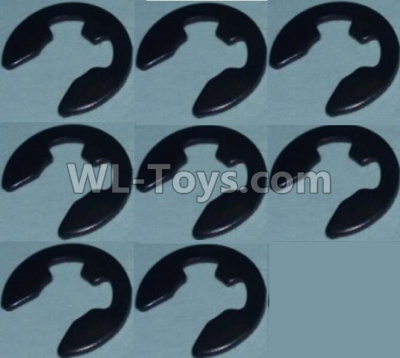 Wltoys 10428-B2 4E Shape Buckle(8pcs),Wltoys 10428-B2 Parts