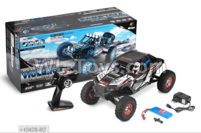 WLtoys 10428-B2 rc car Wltoys 10428-B2 High speed 1:10