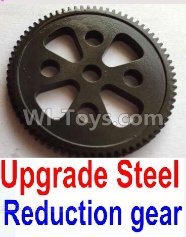 Wltoys 10428-B The first level Upgrade Stell Reduction gear Parts,Wltoys 10428-B Parts