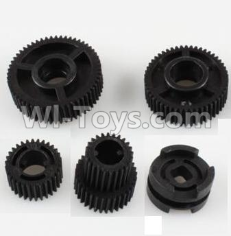 Wltoys 10428-B The reduction gear Parts,Wltoys 10428-B Parts