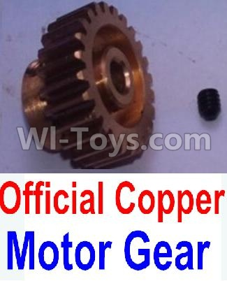 Wltoys 10428-B Copper Motor gear Parts,Wltoys 10428-B Parts