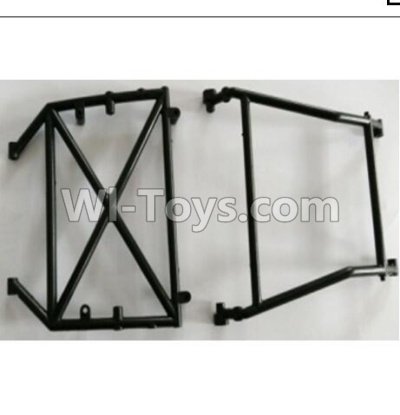 Wltoys 10428-B 0317 Middle Rollcage A,B Parts,Wltoys 10428-B Parts