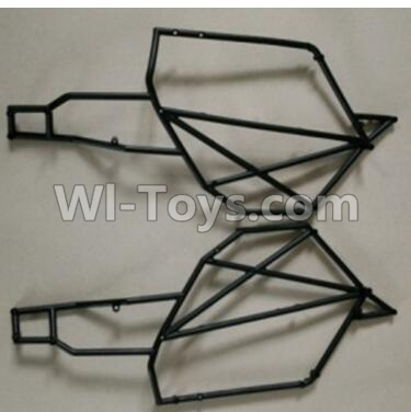Wltoys 10428-B 0319 Left and Right Car side frame Parts,Wltoys 10428-B Parts