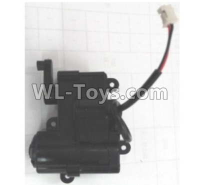 Wltoys 10428-D Front steering gearbox assembly-10428-D.0695,Wltoys 10428-D 1/10 Parts