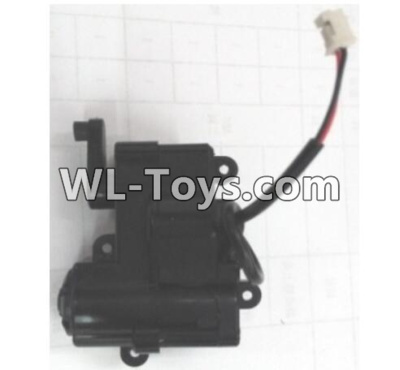 Wltoys 10428-E Front steering gearbox assembly-10428-D.0695,Wltoys 10428-E 1/10 Parts