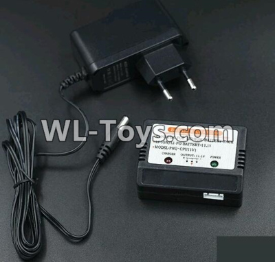 Wltoys 10428-E Charger and balance charger Set-Can charge one battery at the same time,Wltoys 10428-E 1/10 Parts