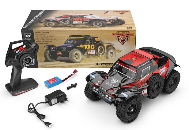 WLTOYS 124012 RC Car,1/12 1:12 Wltoys-Car-All RC Rally Truck,WLtoys 124012 Electric buggy car High speed 60KM/H